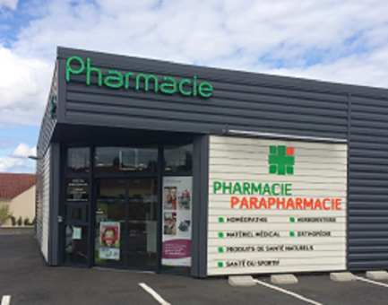 Pharmacie des Danjons, Bourges